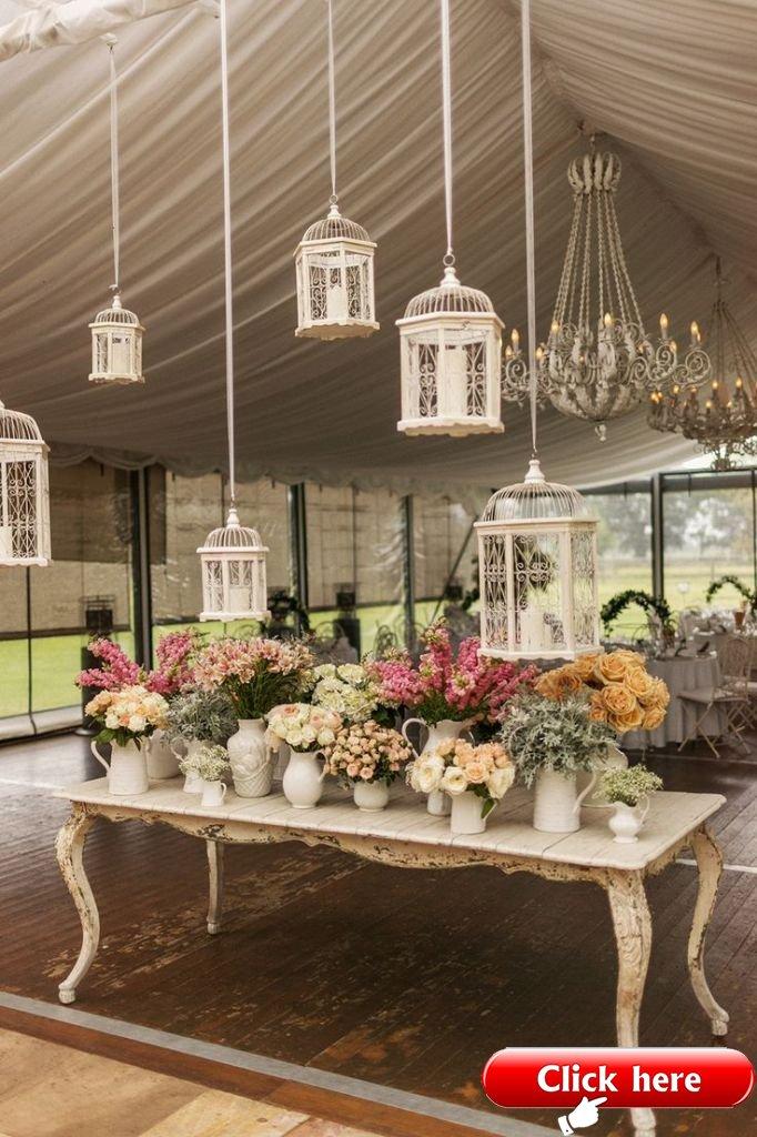25 Genius Vintage Wedding Decorations Ideas