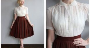 Vintage Outfits 50s