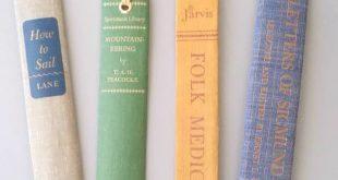 26 bezaubernde DIY alte Buch-Handwerks-Ideen, alte Bücher wiederzuverwenden