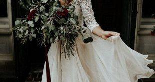 Boho wedding dress Wedding Skirt Wedding dress Bridal