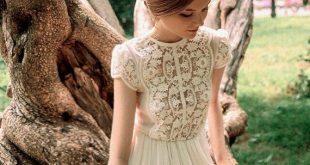 Dress FW14-15   Wedding dress Boho wedding dress Romantic Wedding Dress vintage wedding dress elegant wedding gown