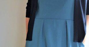 Ein zeitloses, bequemes und schlichtes Kleid