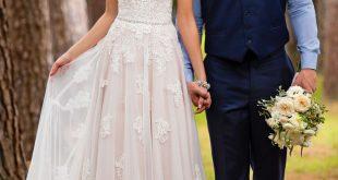 Hochzeitskleider - wunderschöne Bilder-Galerie & Brautkleider-Trends
